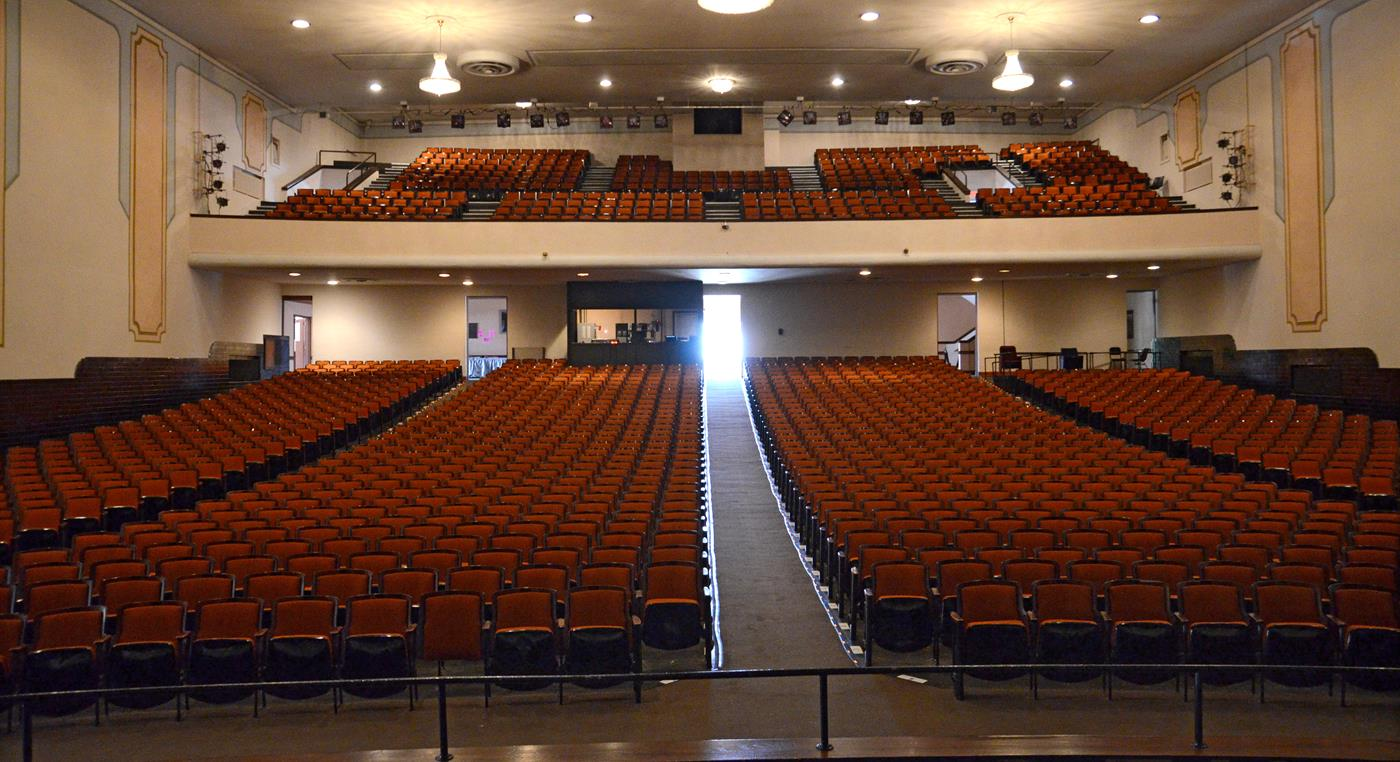 Secrest Auditorium Zanesville Ohio 26