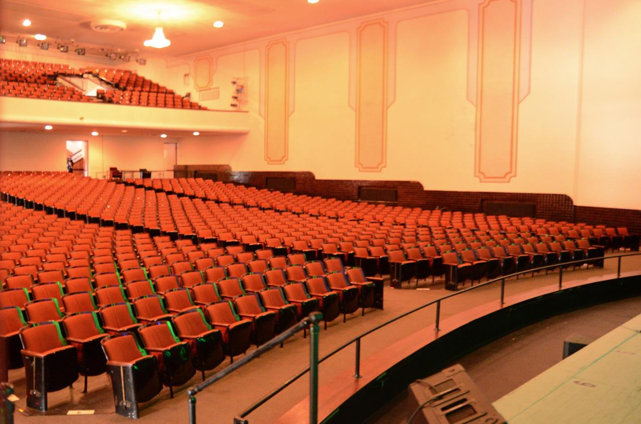 Secrest Auditorium Zanesville Ohio 5